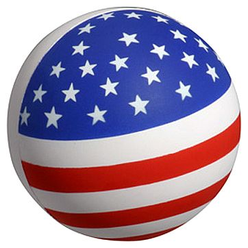 Patriotic-Flag-Promotional Product-for-July-Marketing-Stress-Reliever-Ball