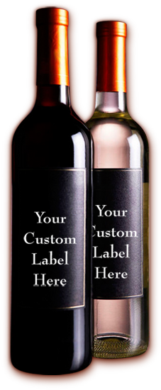 Custom Label Wine
