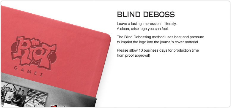Customized-Promotional-Books-Blind-Deboss-Option
