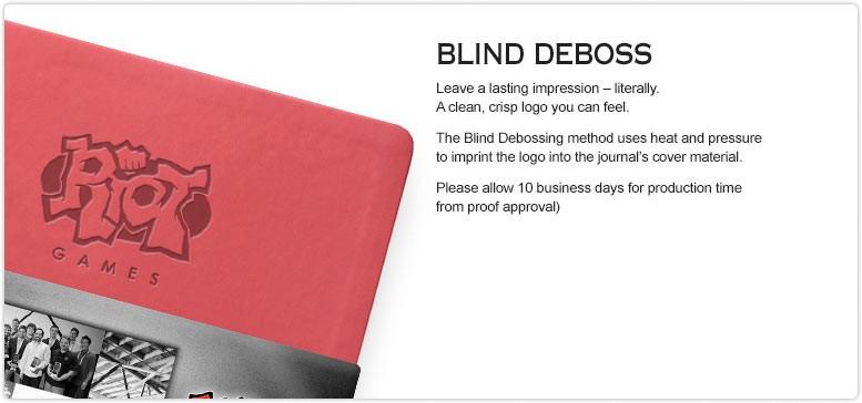 Customized-Promotional-Books-Blind-Deboss-Option